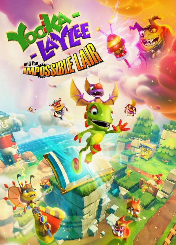 Yooka-Laylee and the Impossible Lair - Игра за Компютър