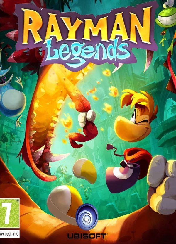 Rayman Legends - Игра за Компютър