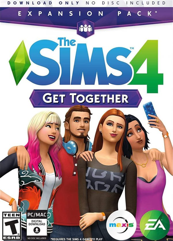 The Sims 4: Get Together - Игра за Компютър
