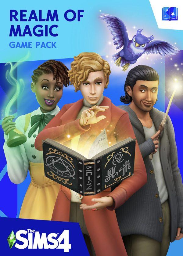 The Sims 4: Realm of Magic - Игра за Компютър