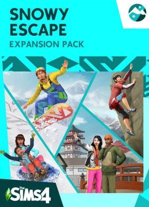 The Sims 4: Snowy Escape - Игра за Компютър